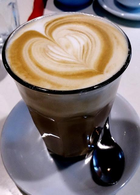 Petit Cafe, Kuranda, coffee