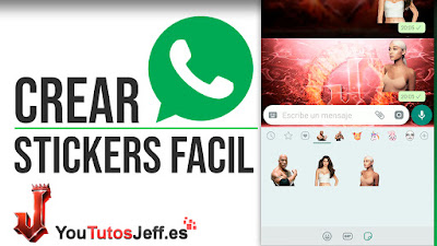 crear stickers whatsapp