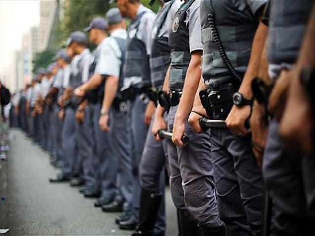Polícia Militar de São Paulo forma 1.823 novos soldados e ganha 70 viaturas