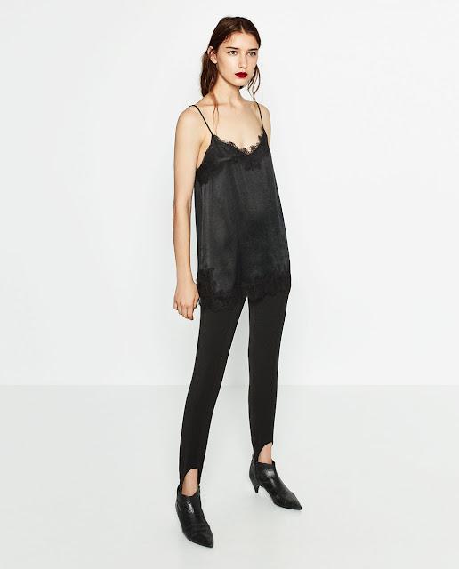 Leggings fuseau de Zara
