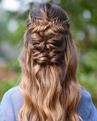 hairstyle elegant trendy