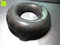 Ring unten: Nussknacker Set Cheops Nussknacker mit 3 Schalen Kunststoff 19x8,5x7cm