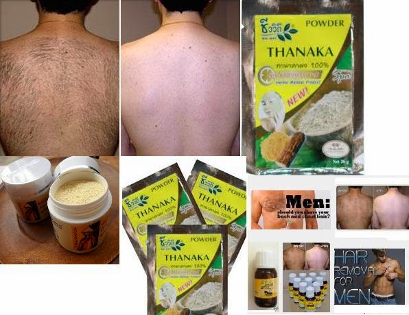 Thanaka Powder And Kusumba Oil Permanent Hair Remover Ayurvedic