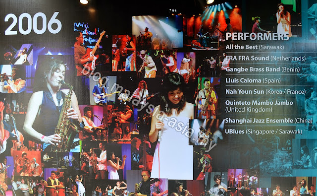 Borneo Jazz Festival 2006
