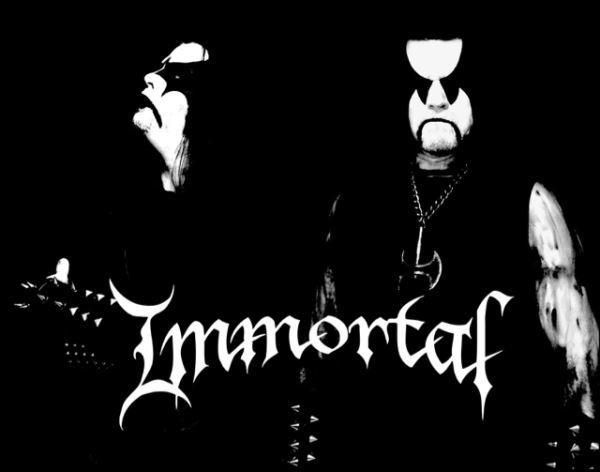 IMMORTAL: Νέο album στα σκαριά