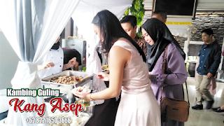 Stall Catering Kambing Guling di Cimahi