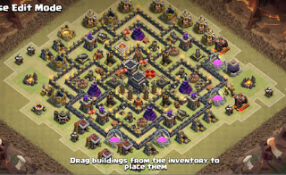 new base th 9 bomb tower