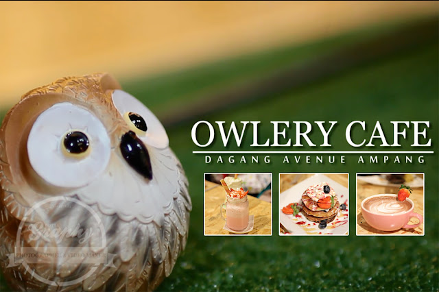Menu Owlery Cafe Dagang
