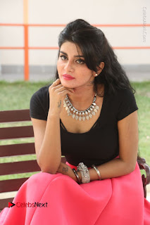 Telugu Actress Harini Stills at Dhyavudaa Movie Teaser Launch  0293.JPG