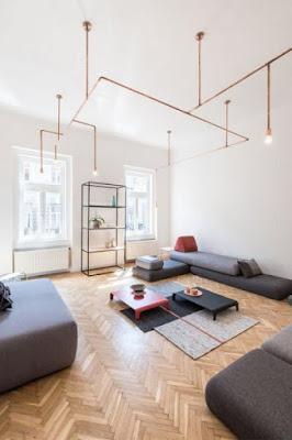 Modern Sitting Room Lighting Designs 13