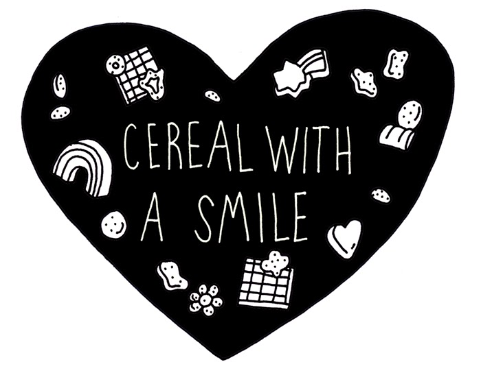 cereal with a smile