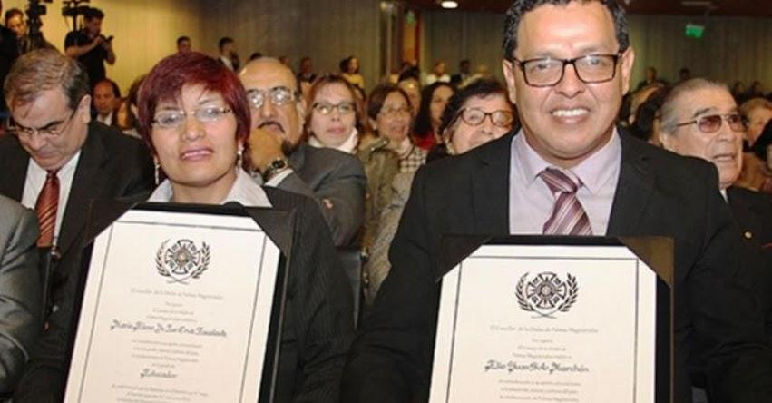MINEDU: Hasta el 16 de setiembre la inscripción a Palmas Magisteriales 2019 - www.minedu.gob.pe