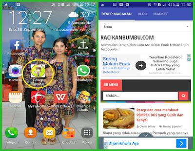 Cara buat Aplikasi ANDROID Blog/WEB sendiri sampai tampil di Google Play