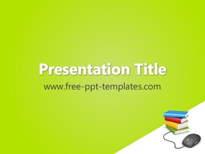 Online learning ppt template toneelgroepblik Image collections