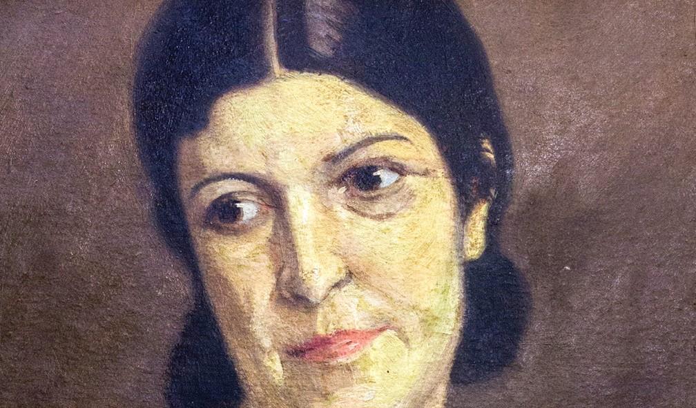 Self Portrait (1930), by Celeste Woss y Gil