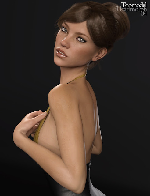 Topmodel HD Morphs for Victoria 7