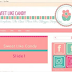 Sweet Like Candy Free Template by btemplates