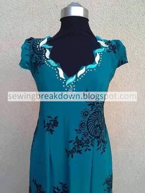 أحدث تشكيلة لفساتين البيت لصيف 2015