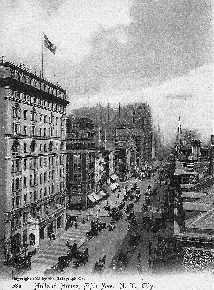 Daytonian In Manhattan: The 1891 Holland House -- 5th Ave