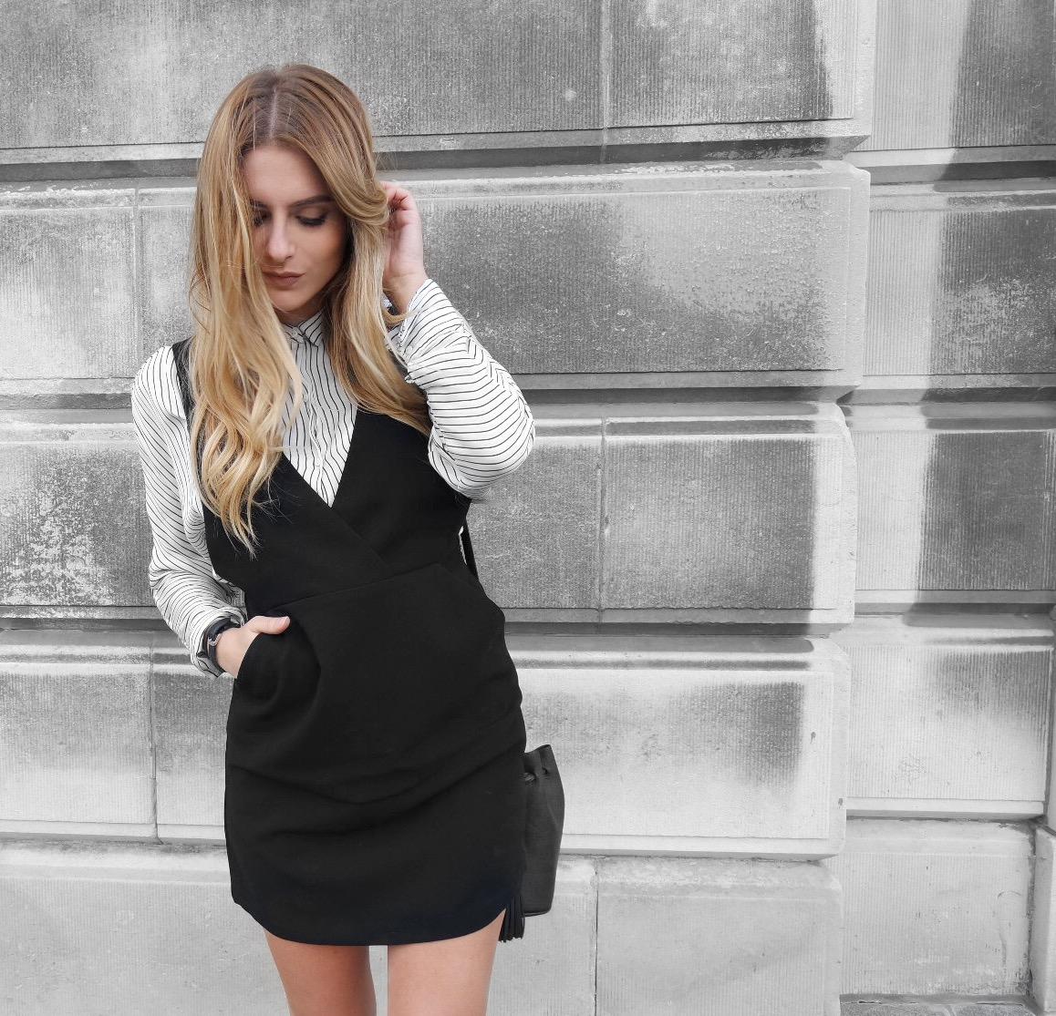 4b2a332a033a THE PINAFORE DRESS | Fashion Influx