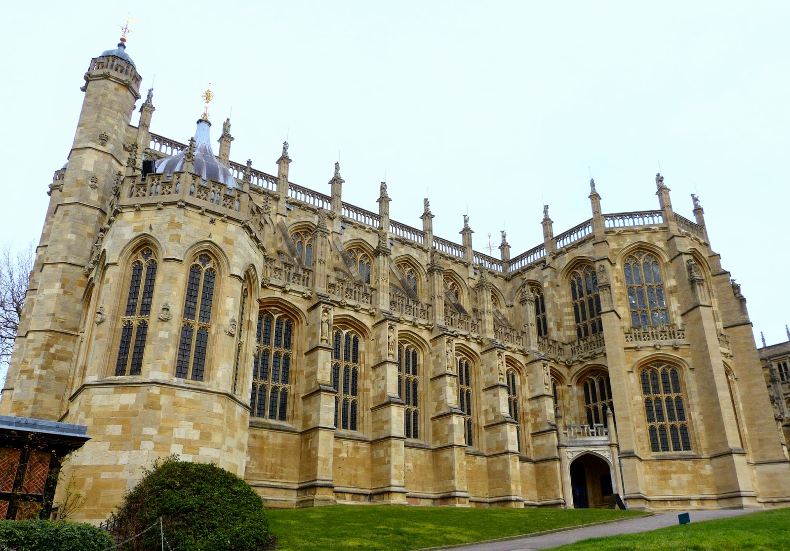 St George's Chapel, Lower Ward, Windsor Castle