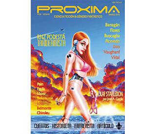 Revista PROXIMA Nro 29, Marzo 2016 < DESCARGAR PDF >