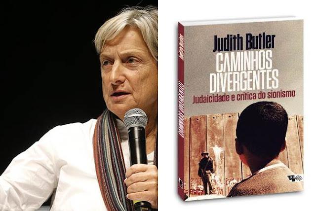 Novo livro de Judith Blair critica sionismo