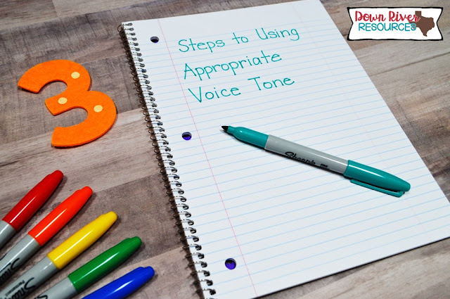 Three Steps to Using the Appropriate Voice Tone