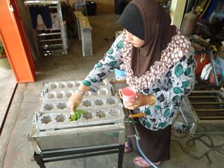Dapur Akok Kemboja Mini Penganan