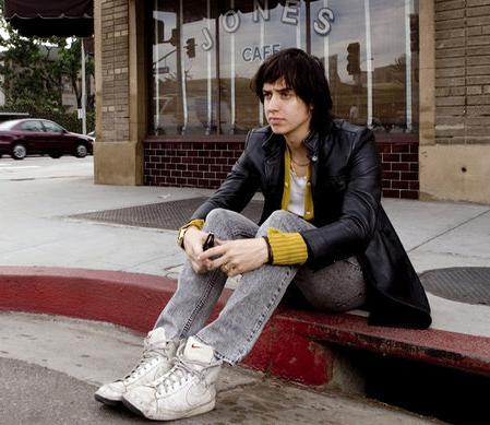 Julian Casablancas White Shoes