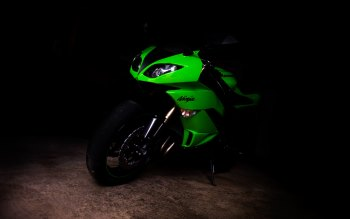 Wallpaper: Motorcycle: Kawasaki Ninja ZX6R