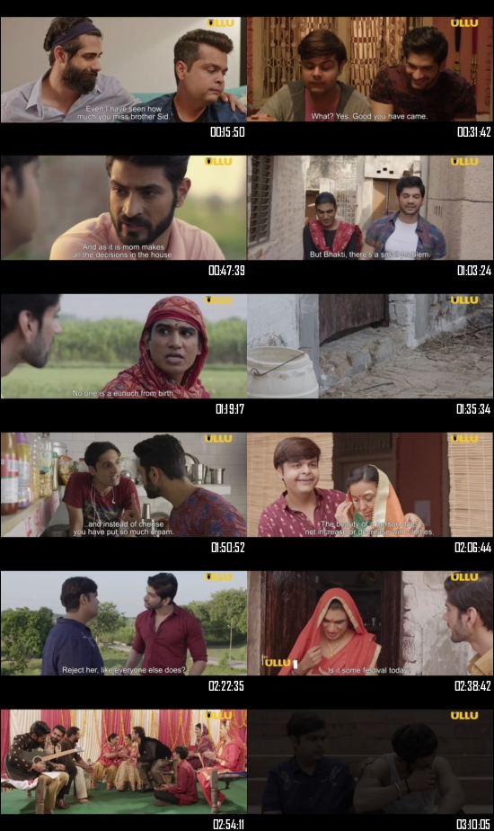 Section 377 Season 02 Complete ULLU Original Hindi WEB Series 480p Download