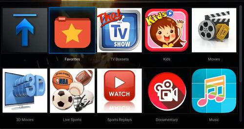 إضافة Chocka Tv لمشاهدة أفضل القنوات على برنامج Kodi