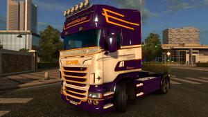 Scania RJL Andersen Skin by Ensamvarg