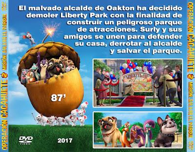 Operación Cacahuete 2 - Misión: Salvar el parque - [2017]