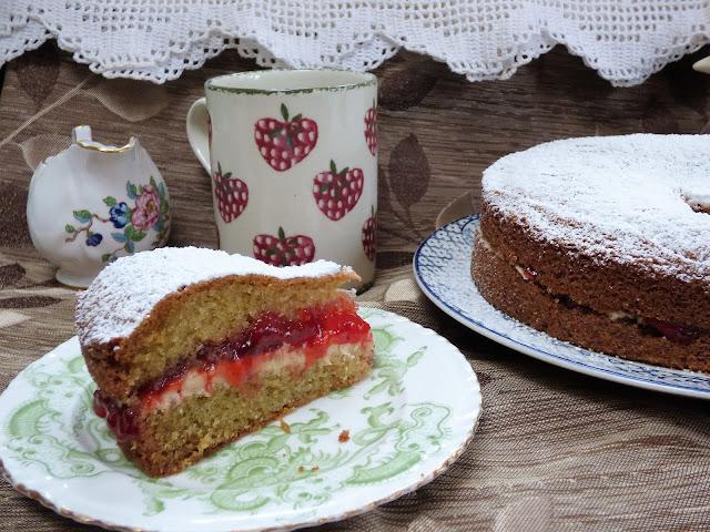 classic English cakes