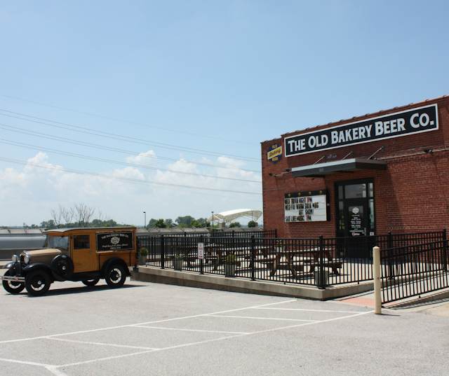 The Old Bakery Beer Company in Alton, Illinois finds its home inside of the old Colonial Bread Bakery