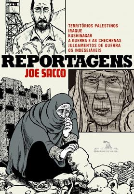 Reportagens, de Joe Sacco