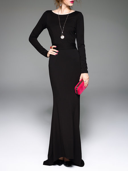 https://www.stylewe.com/product/black-elegant-a-line-slash-neck-evening-dress-with-belt-77941.html