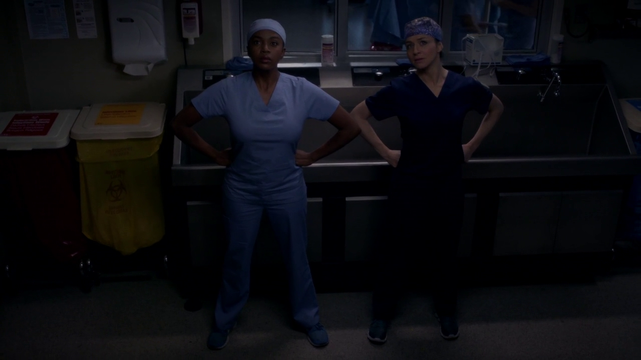 Grey's Anatomy 11x14