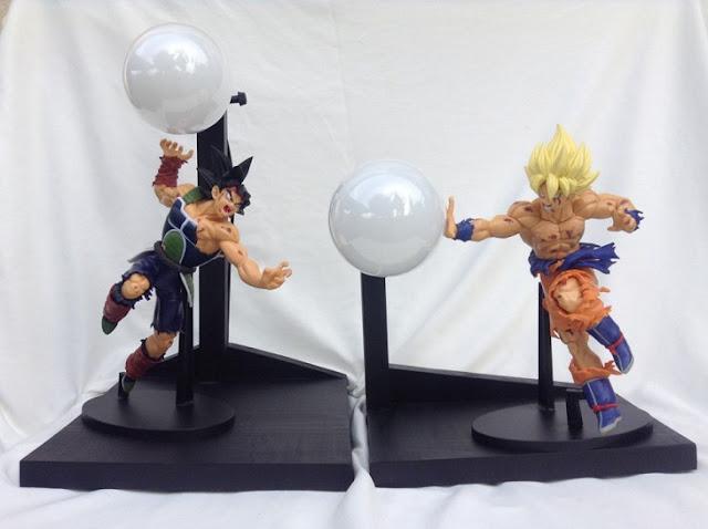 ¡Las lámparas de Dragon Ball Z, están volviendo locos a todos en Internet!
