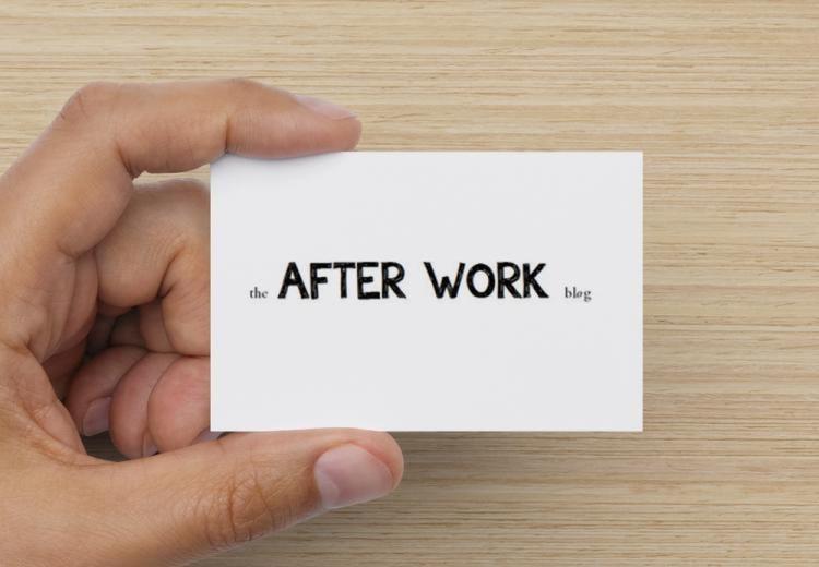 http://www.theafterworkblog.com