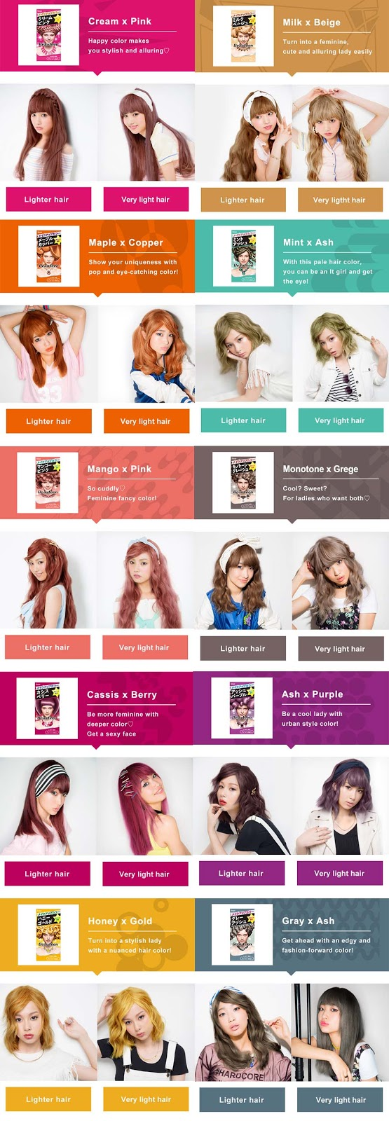 Beauteen Styling With Make Up Color