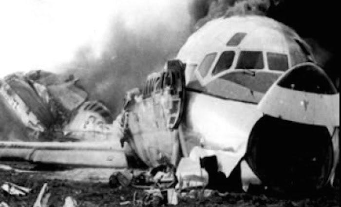 En Chihuahua se estrelló avión de Aeroméxico… hace 37 años