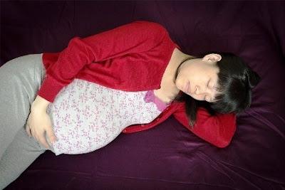 Ibu Hamil Kurang Tidur Malam