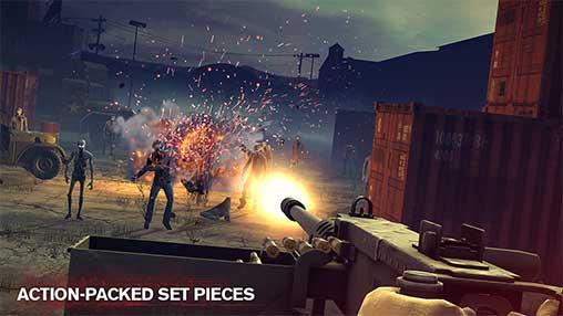 تحميل لعبة into the dead 2 مهكرة آخر إصدار