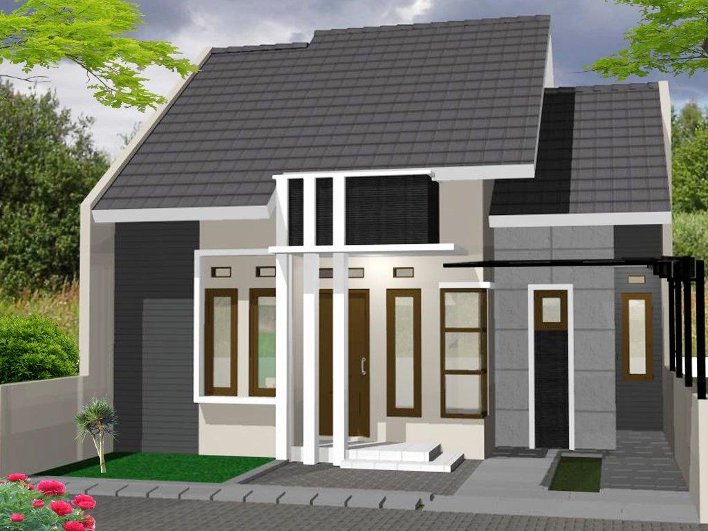 Desain Rumah Minimalis 1 Lantai Sederhana Desain Rumah