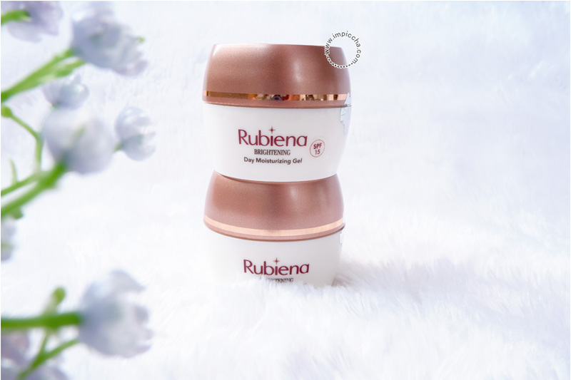 Rubiena Brightening Series Skincare - Moisturizing Gel