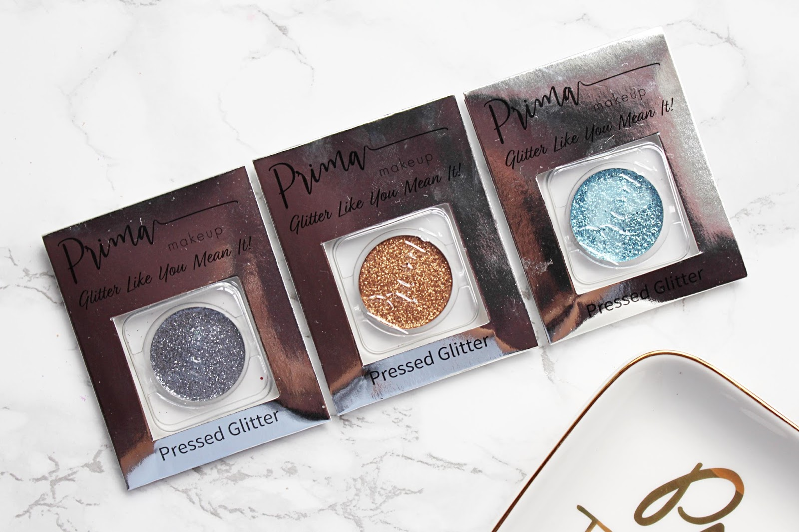 Prima Makeup Glitter Shadows