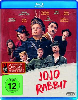 Jojo Rabbit 2019 Eng BRRip 480p 300Mb ESub x264